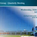 The Barnabas Group Quarterly Meeting
