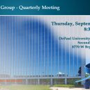 Quarterly Event – O'Hare Area (September 2017)