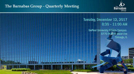 Quarterly Event – O'Hare Area (December 2017)