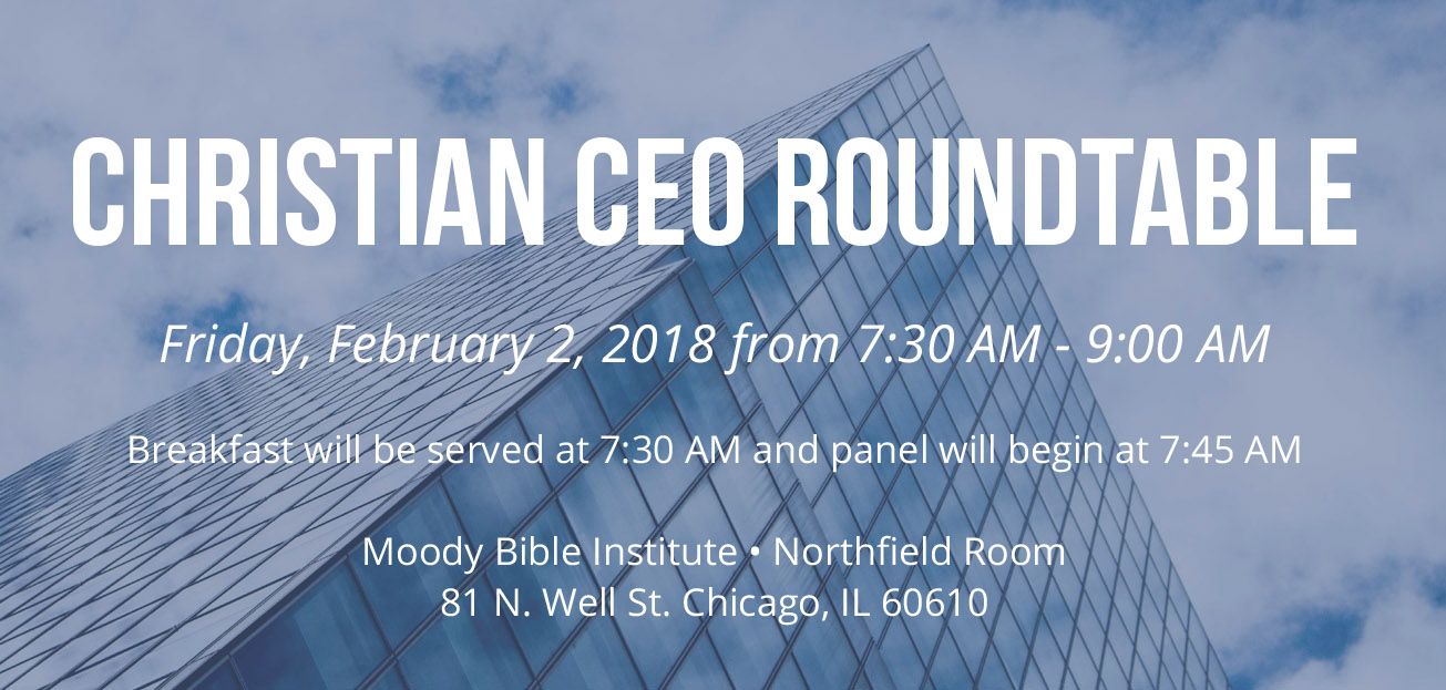 Christian CEO Roundtable
