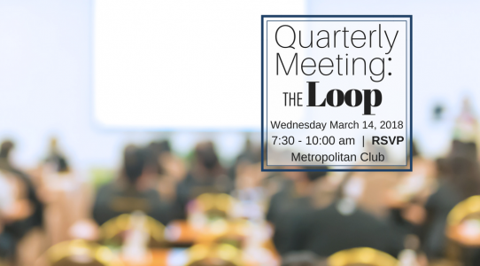 Quarterly Event – Chicago Loop (March 2018)