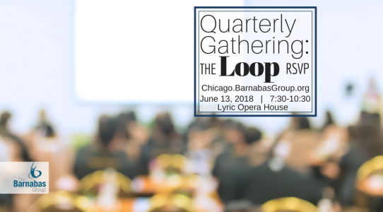 Quarterly Event – Chicago Loop (June 2018)