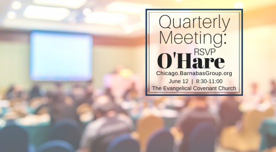 Quarterly Event – Chicago O'Hare (June 2018)
