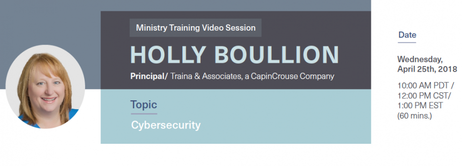 holly boullion cybersecurity
