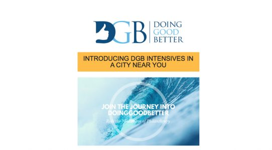 Doing Good Better: Are You Donor Ready?