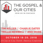 The Gospel & Our Cities